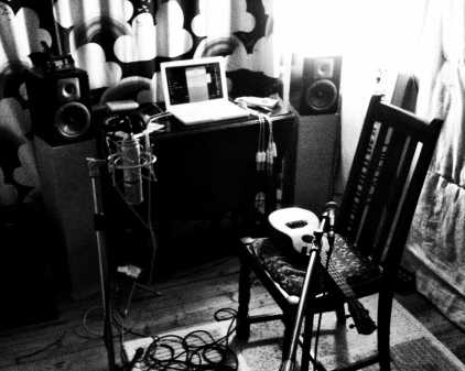 First Recording Session