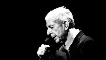 Leonard Cohen at the Arena in Geneva, 27 October 2008